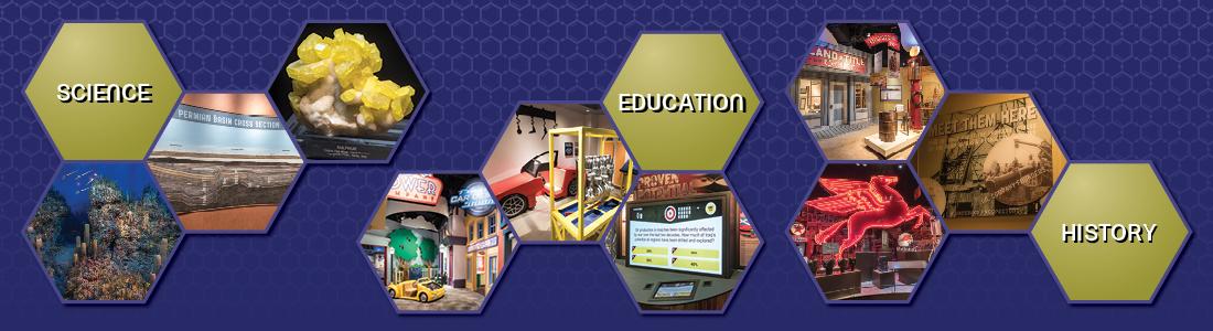 Petroleum Museum Intro Slide